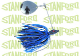 Black Blue Night | Night Missing Link Jig |Stanford Baits | BigFishOn.com