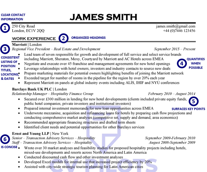 Vice President of Real Estate CV Sample [10 Reasons It Works]