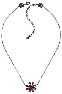 Magic Fireball Necklace - Fuchsia