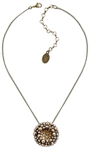 Inside Out Necklace - Beige