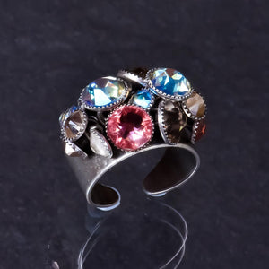 Waterfall Ring - Multi-colour