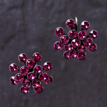 Load image into Gallery viewer, Magic Fireball Earrings - Fuchsia