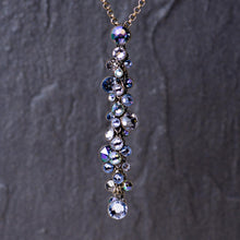 Load image into Gallery viewer, Waterfall Necklace - Lilac
