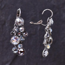 Load image into Gallery viewer, Waterfall Earrings - Lilac