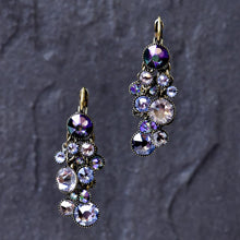 Load image into Gallery viewer, Waterfall Earrings - Pastel Multi-colour