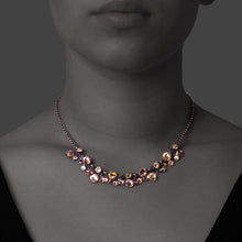 Load image into Gallery viewer, Waterfall Necklace - Pastel Multi-colour