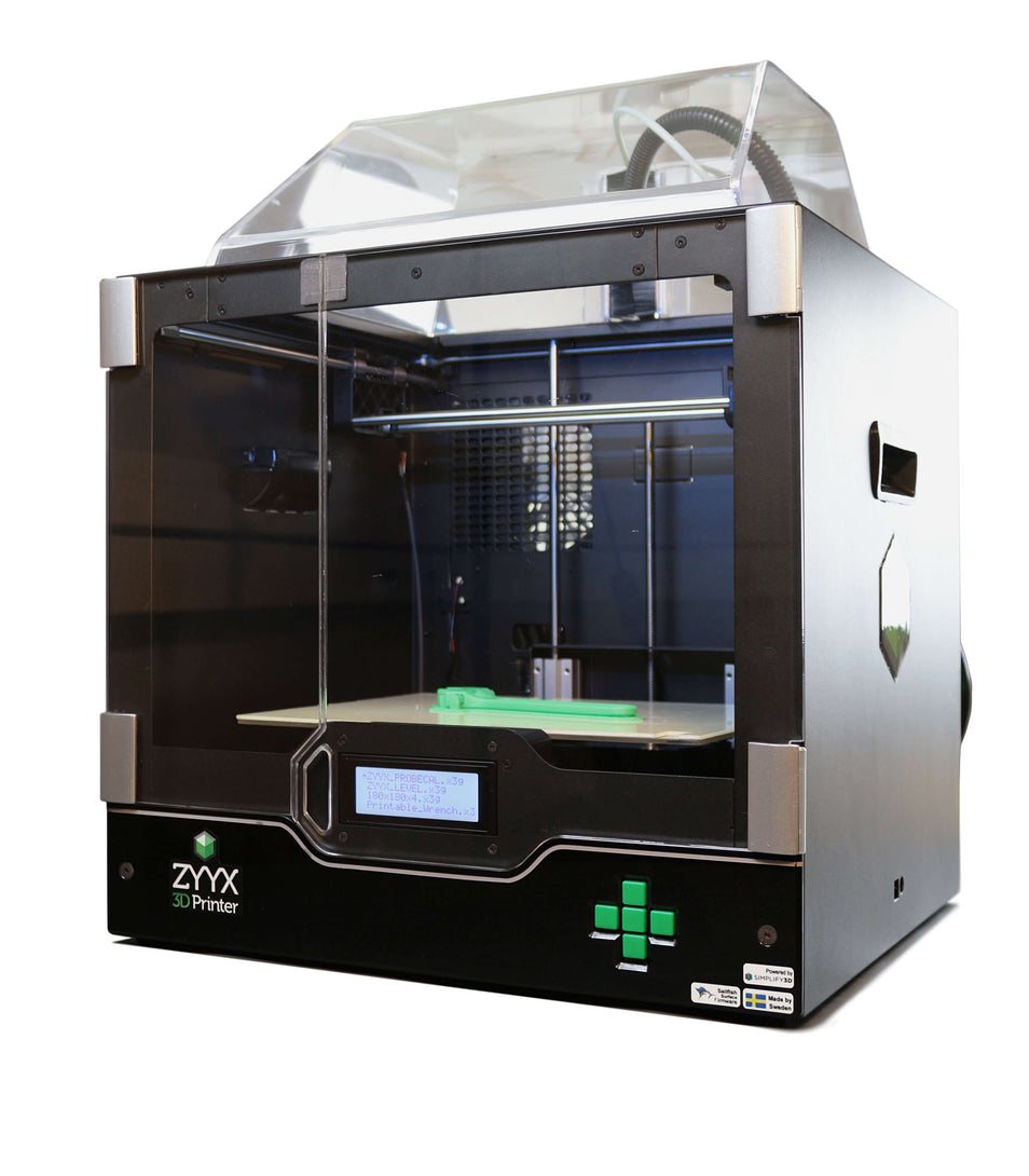 ZYYX+ 3D Printer 3D Printer - 3D Printer Marketplace