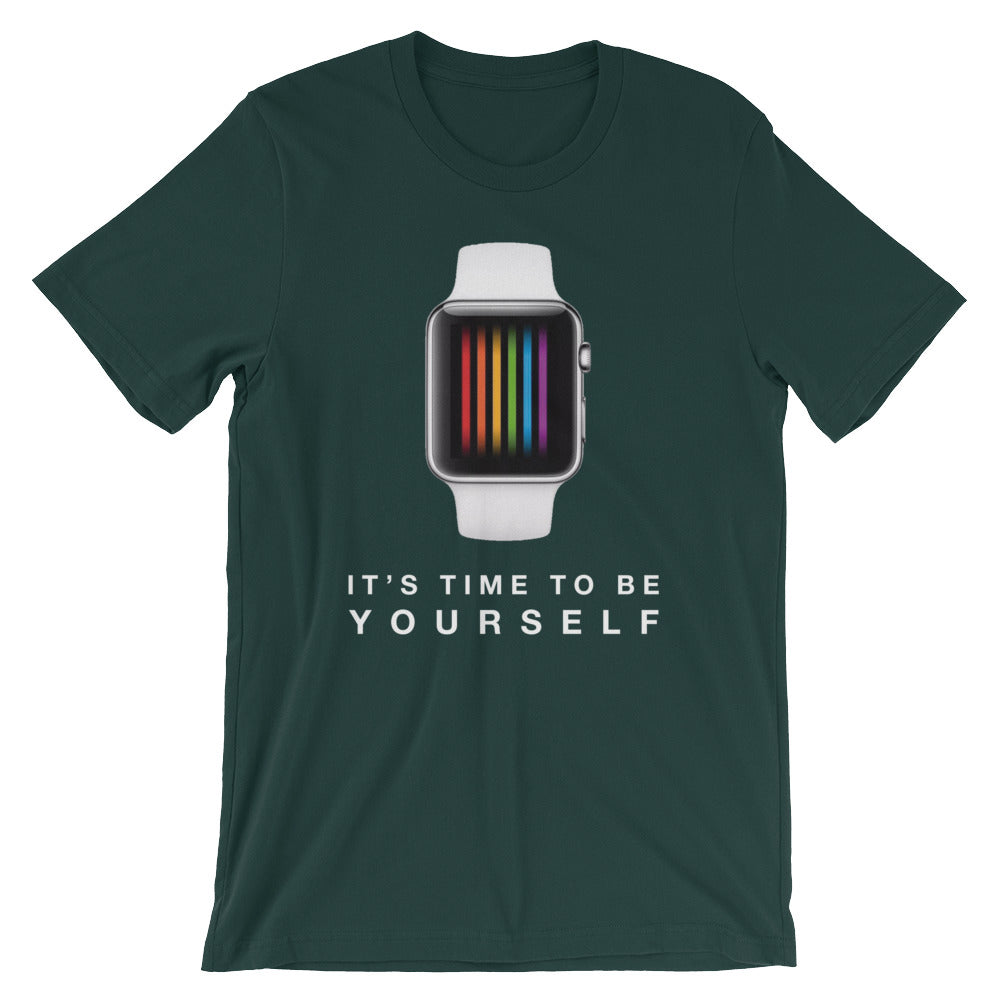 Pride T-Shirt It's Time