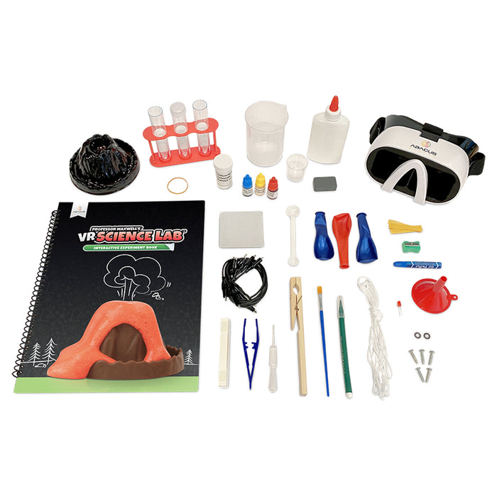 VR SCIENCE LAB Professer Maxwell's Virtual Reality Science Kit
