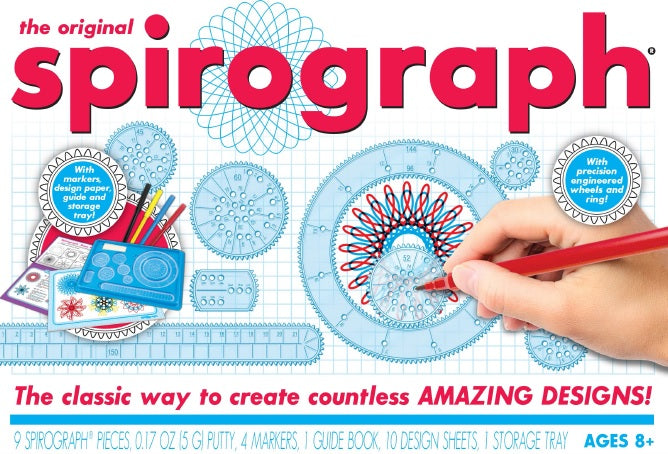 The Original Spirograph Starter Set
