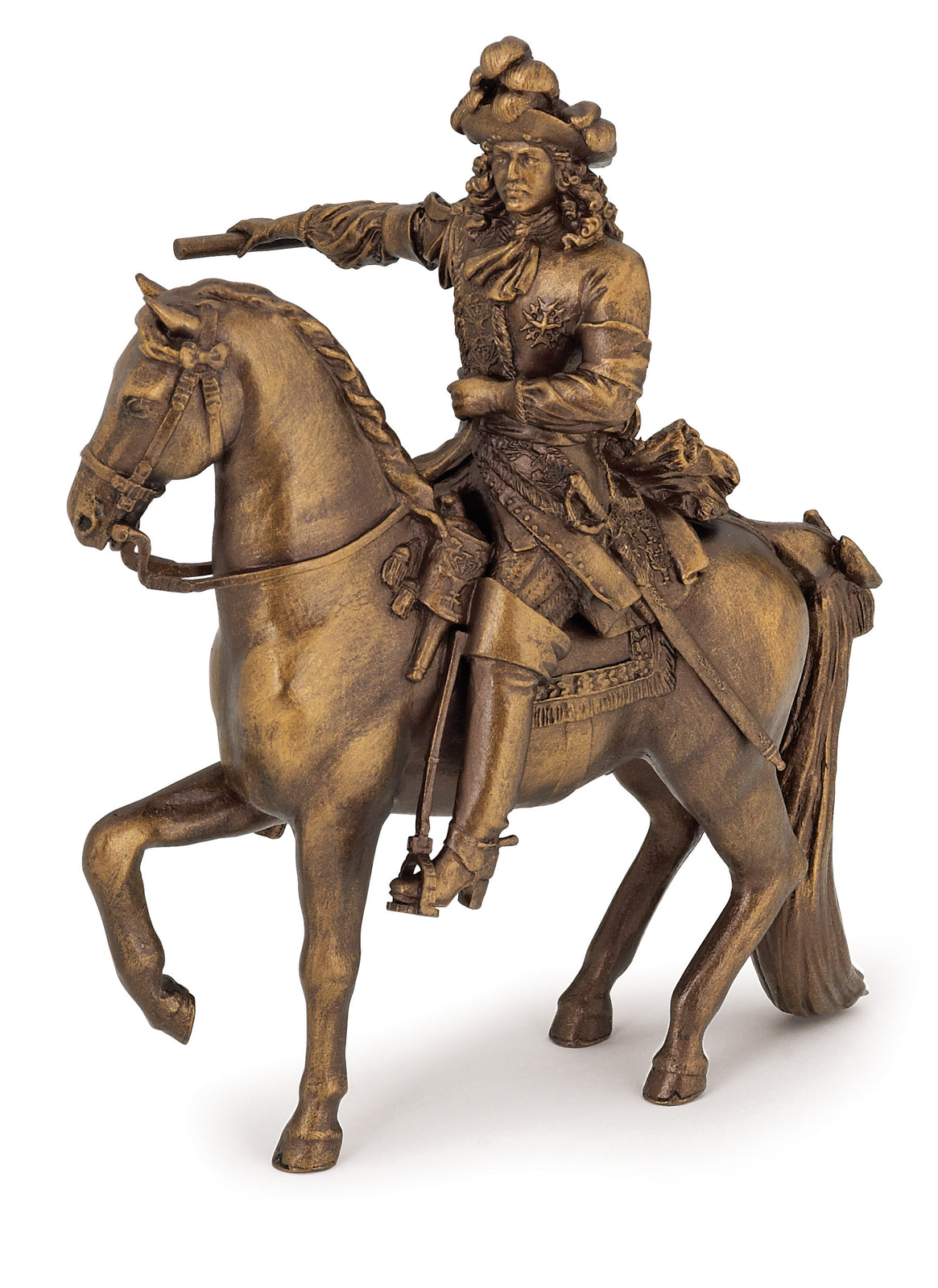 Papo Louis The XIV On His Horse