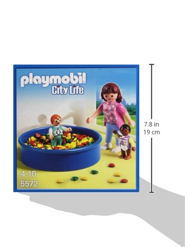 Playmobil 5572 City Life Ball Pit