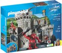 Playmobil 5670 Knights Castle And Troll Playset