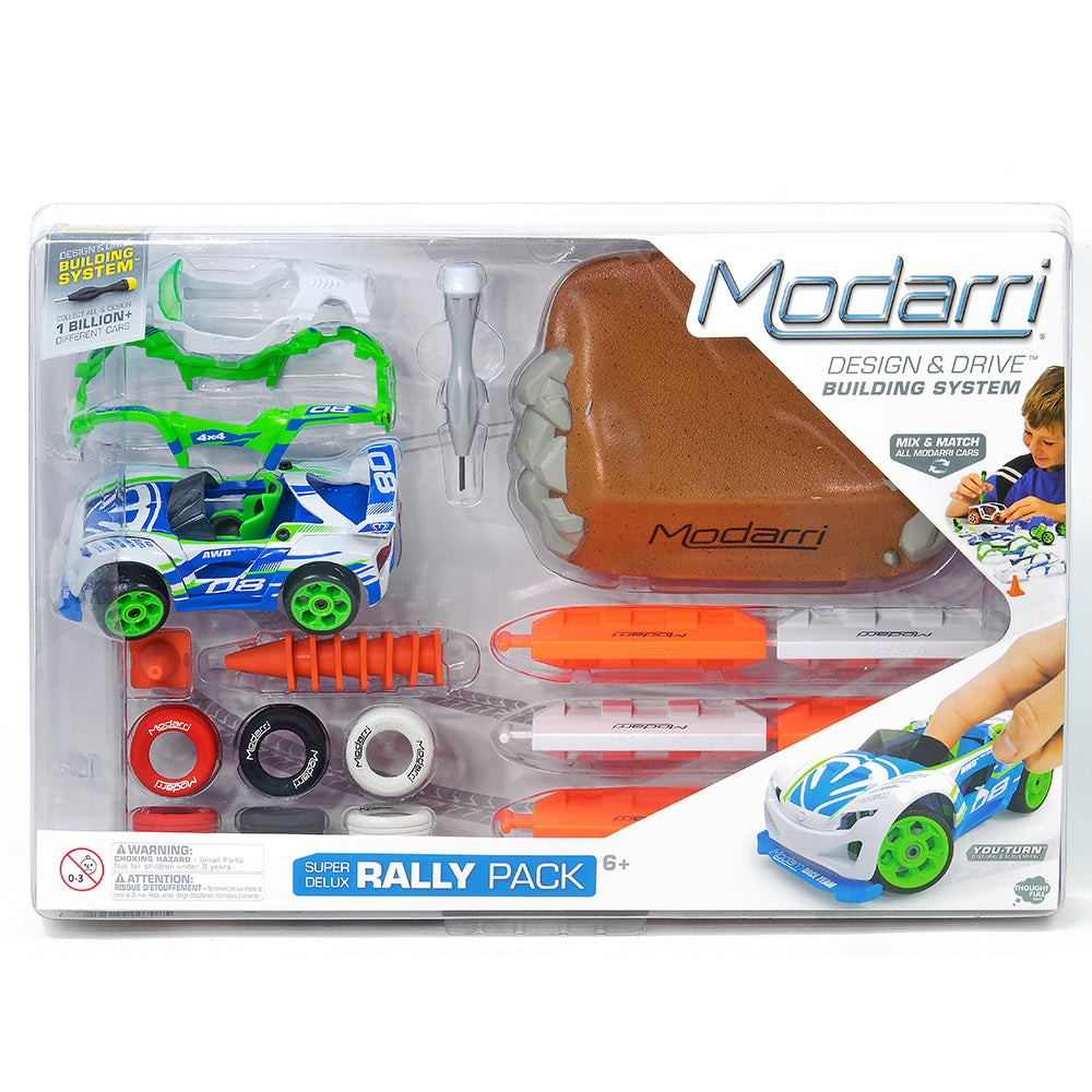 Modarri Super Delux Rally Pack