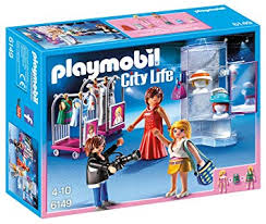 Playmobil 6149 City Life Top models with photographer