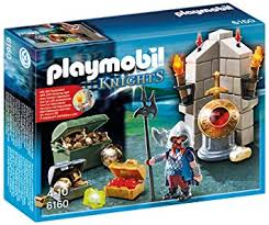 Playmobil 6160 Knights King's Treasure Guard