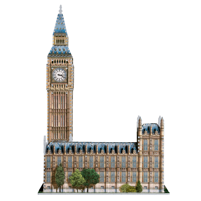Wrebbit 3D Puzzle Big Ben 890 Pcs
