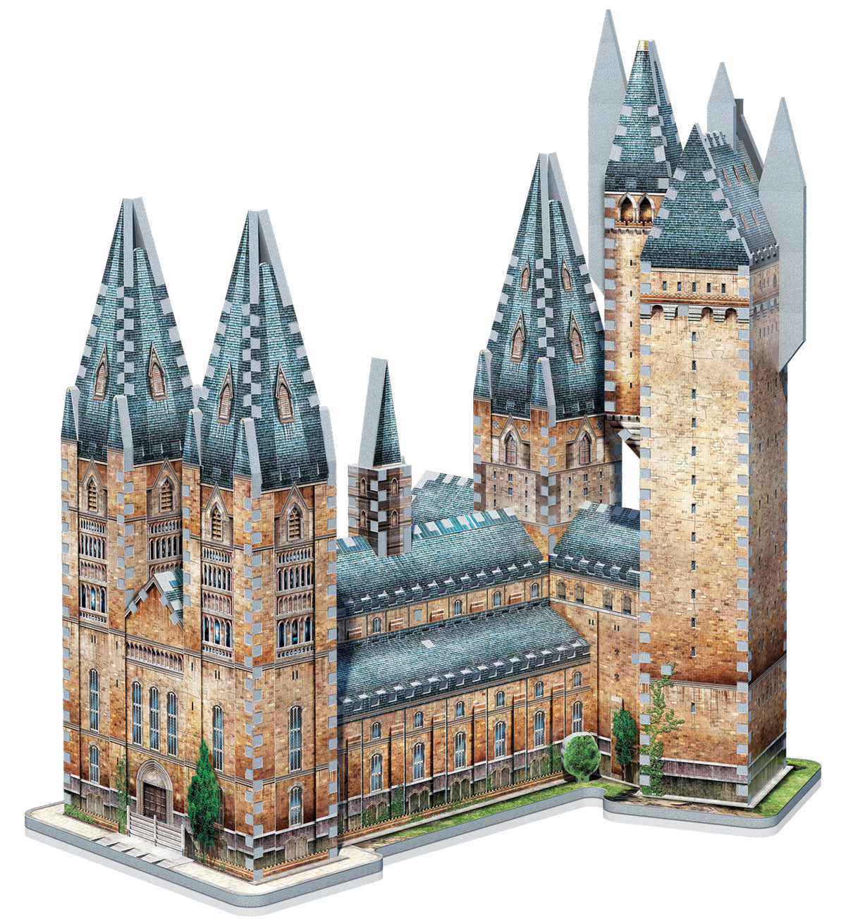 Wrebbit 3D Puzzle Harry Potter Astronomy Tower 875 Pcs
