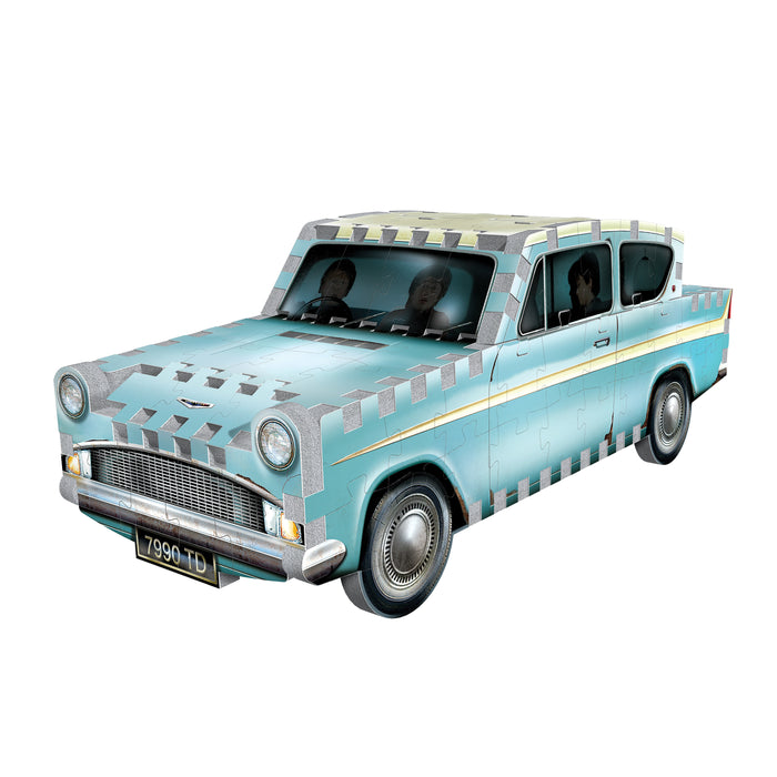 Wrebbit 3D Puzzle Harry Potter Flying Ford Anglia volante 130 pcs