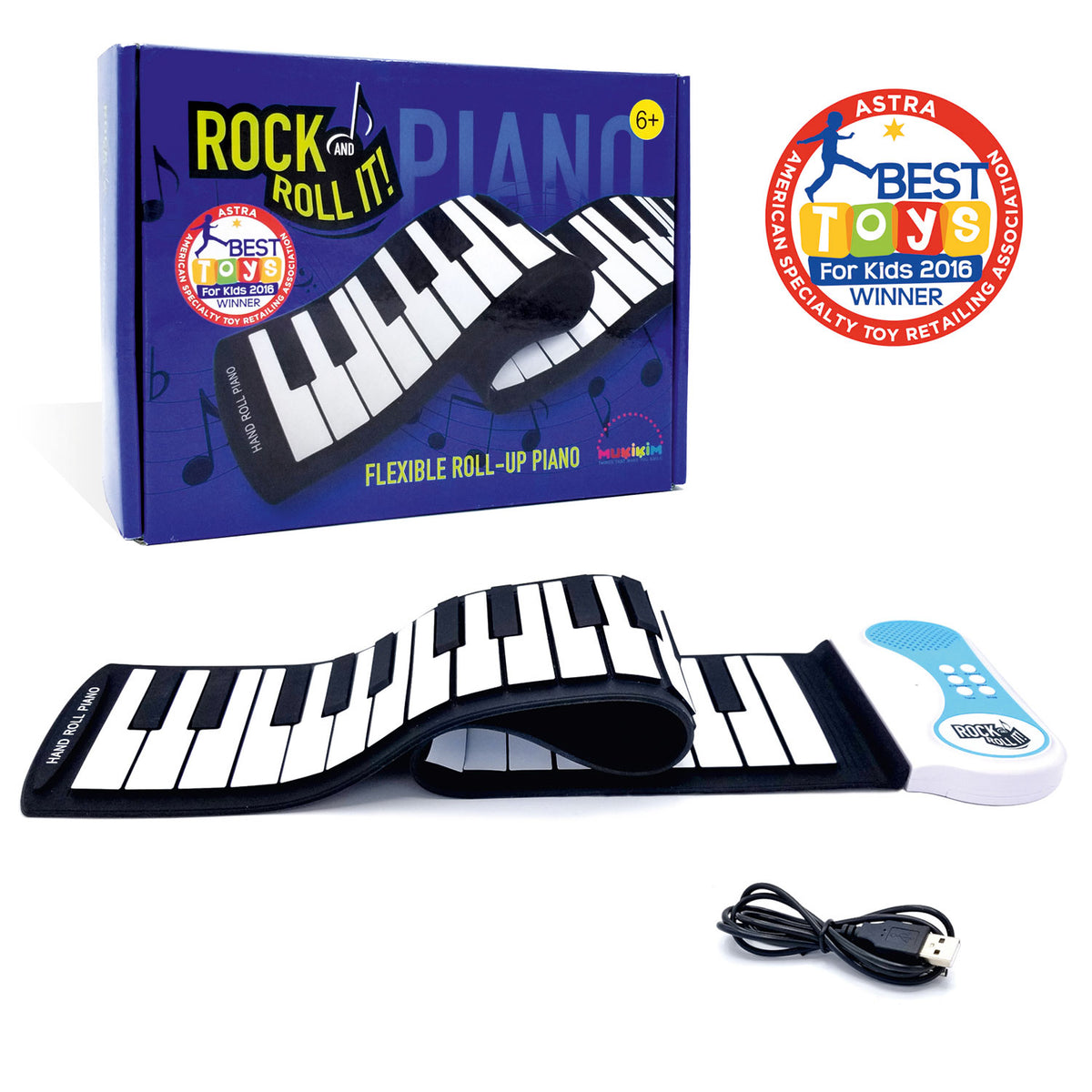 Rock And Roll It CLASSIC PIANO