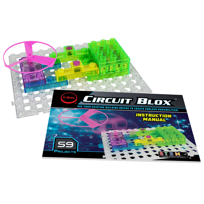 Circuit Blox 59 Projects E-Blox