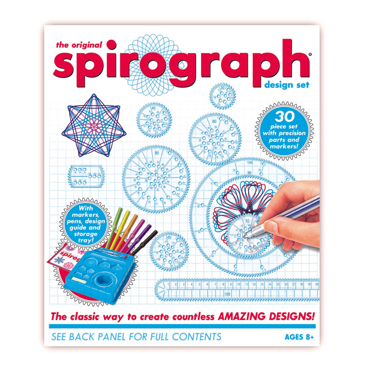 The Original Spirograph Design Set