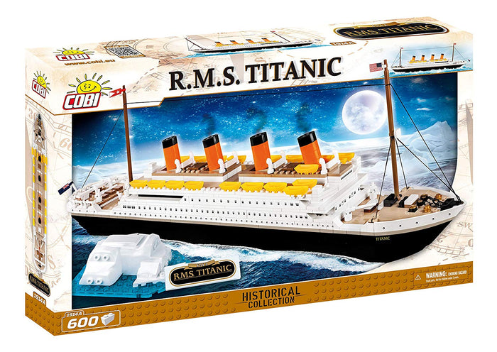 Cobi R.M.S. Titanic HISTORICAL COLLECTION 600 PCS 1914A
