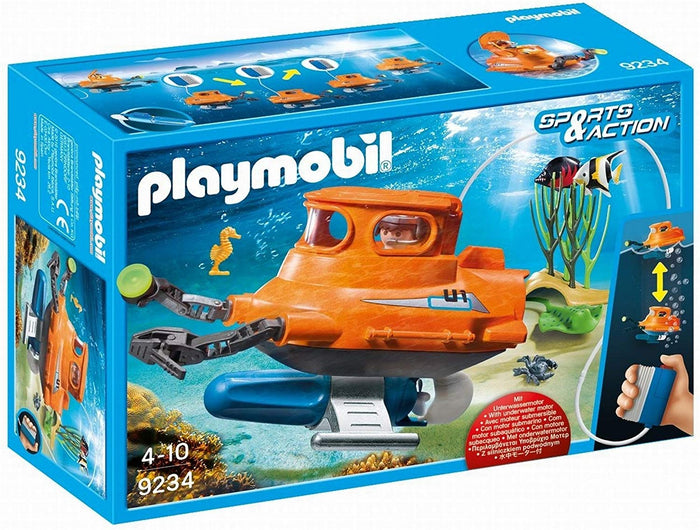 Playmobil 9234 Sports&Action U-Boat Submarine
