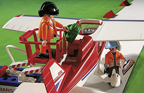 Playmobil 9369 City Action  Airplane