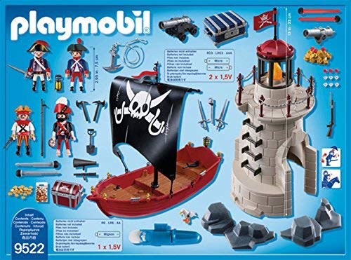 Playmobil 9522 Pirates Play set