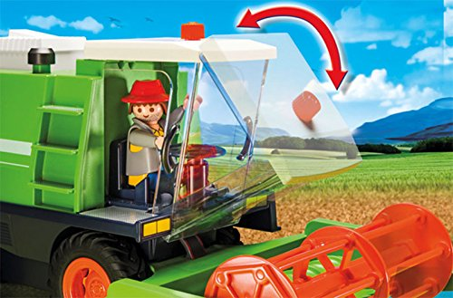 Playmobil 9532 Country Harvester Combine