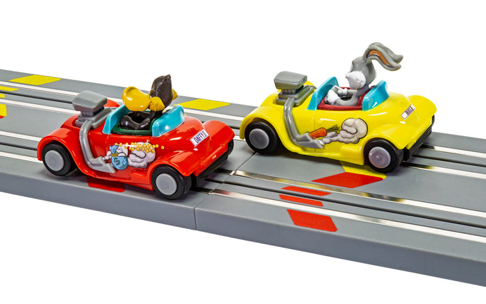 MY First Scalextric Looney Tunes Bugs Bunny VS Daffy