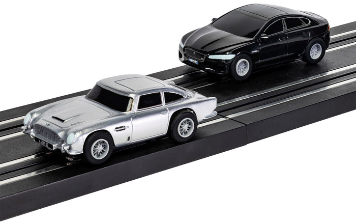 Micro Scalextric James Bond Set - No Time To Die