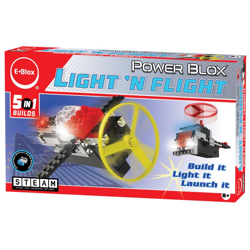 Light 'N Flight 5-in-1 E-blox