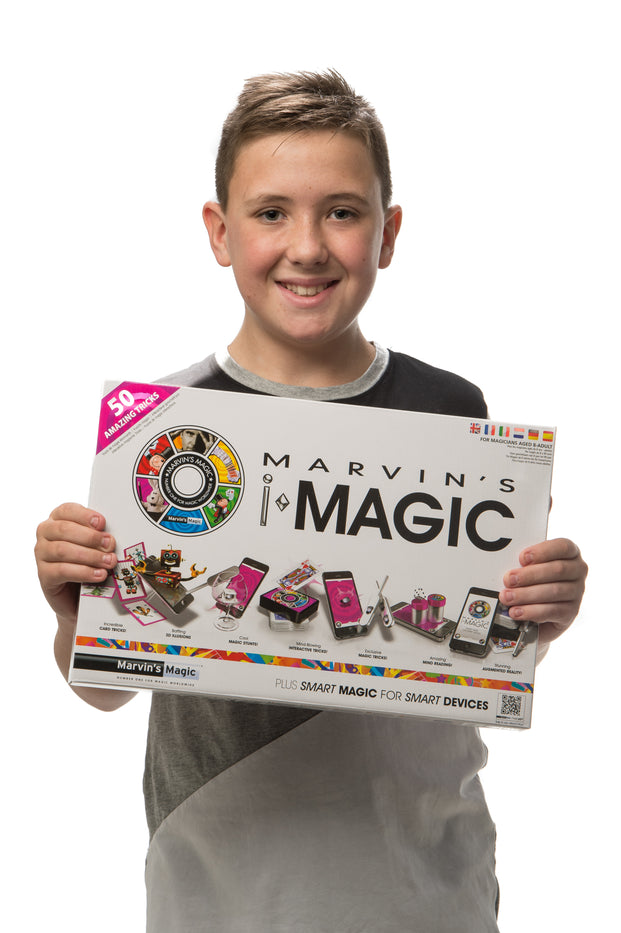 Marvin's Magic Interactive Box of 50 Tricks