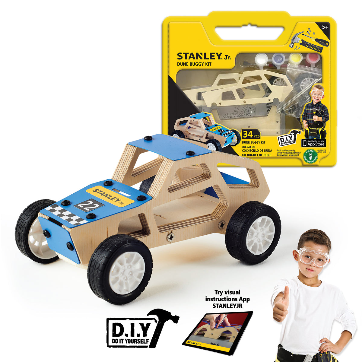 Stanley JR. Dune Buggy Kit