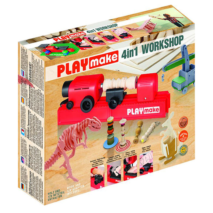 PlayMake 4in1 Workshop