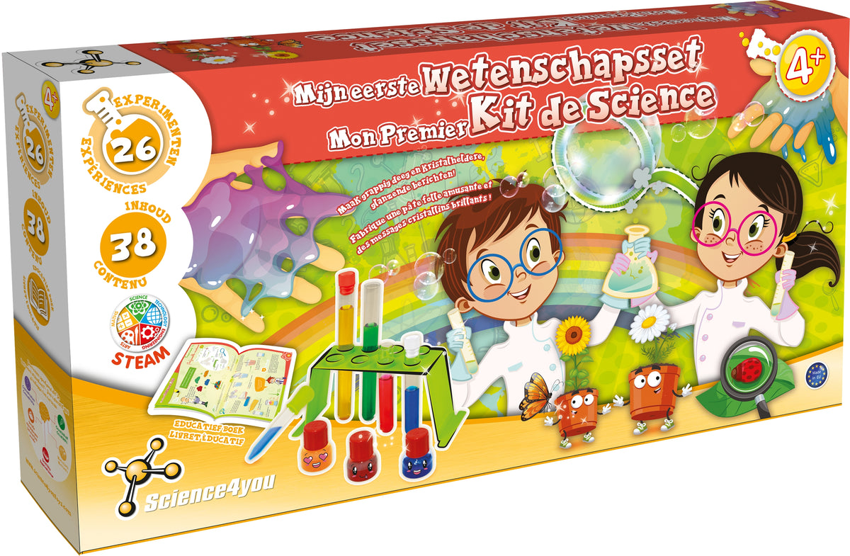 Science 4 U My First Science Set