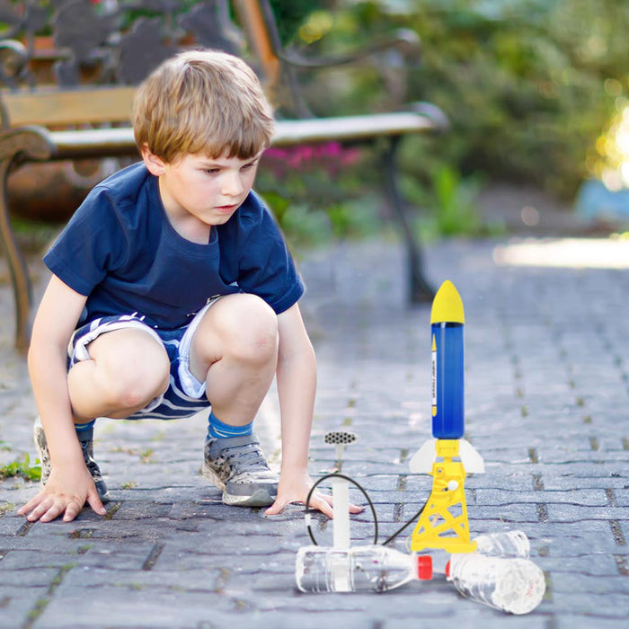 Playsteam Water Powered Rocket Kit