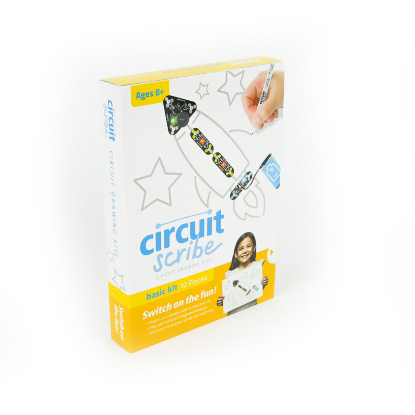 Circuit Scribe Basic Maker Kit