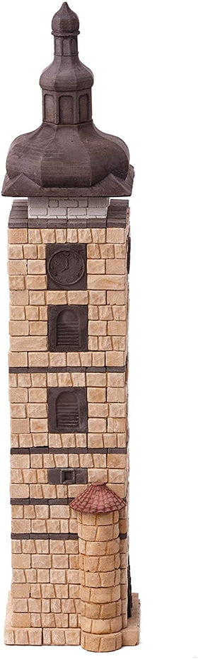 Wise Elk Mini Bricks Black Tower Prague Constructor