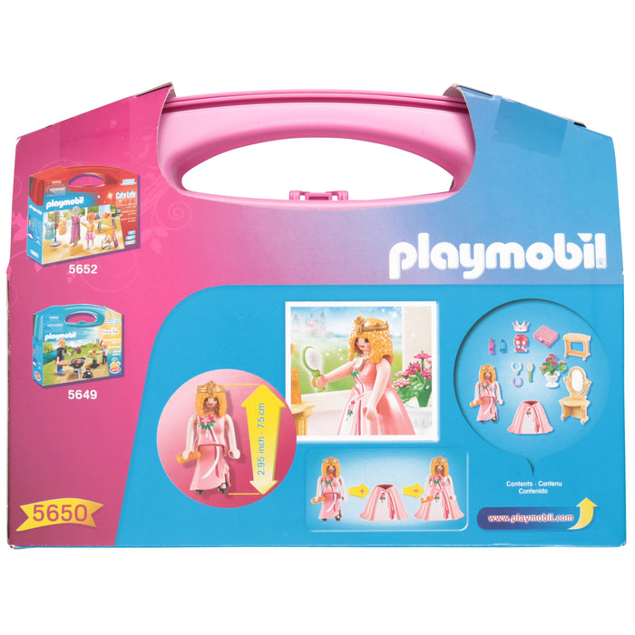 Playmobil 5650  Princess Vanity Carry Case