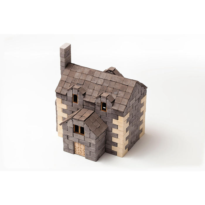 Wise Elk English House Construction Set