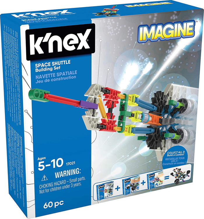 Knex Imangine Space Shuttle Building set