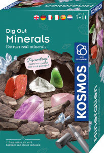 Kosmos Dig Out Minerals