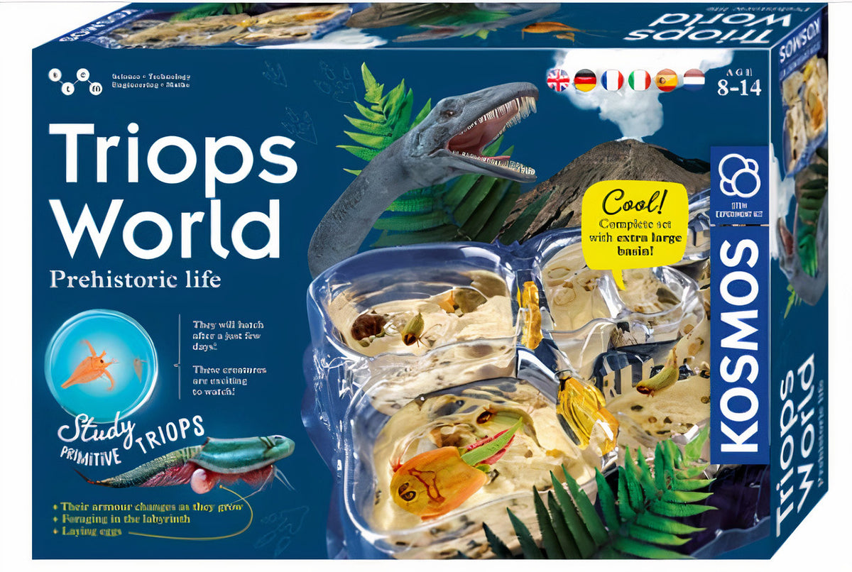 Kosmos Triops World