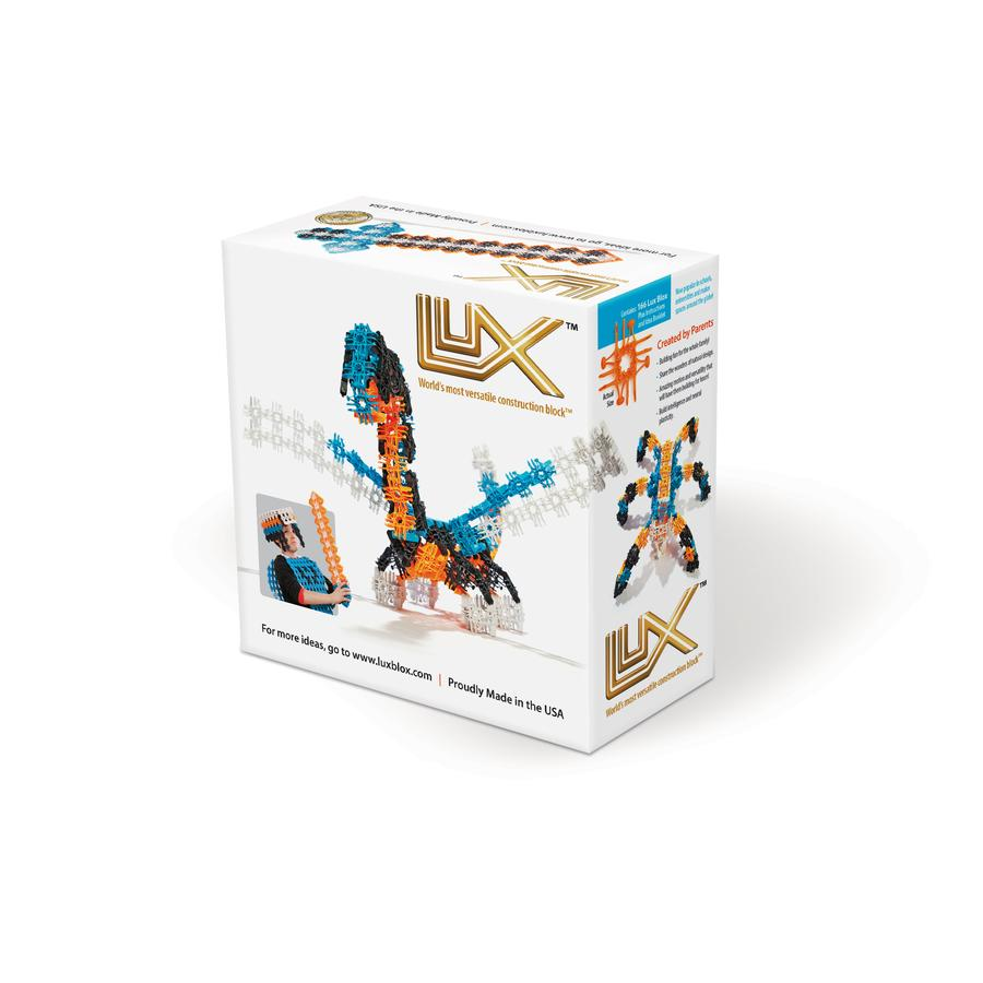 Lux Blox Freestyle 166 Pcs Set