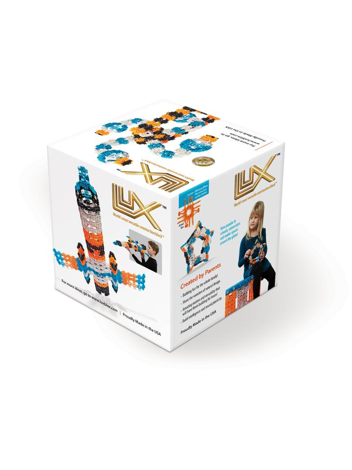 Lux Max Freestyle Set 330 pieces Of Future Astrophysicist