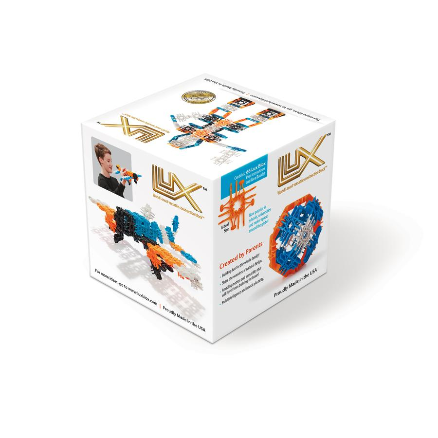 Lux Blox Mini Freestyle 66 pc Set