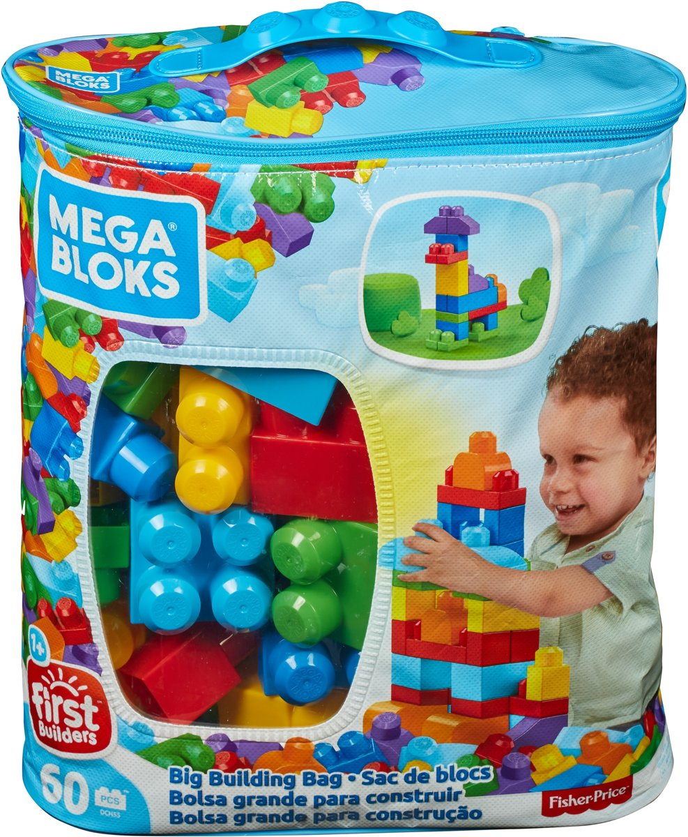 Mega Bloks First builders big building blocks 60pcs